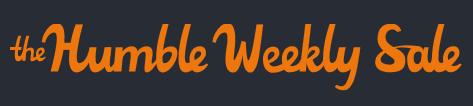 Il logo di Humble Weekly Sale, il miglior sito dove accaparrarsi giochi a prezzi scontatissimi.