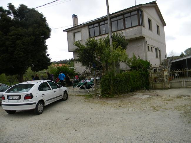 La Casa Verde, a pochi Km da O Pedrouzo.