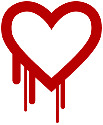 Logo Heartbleed